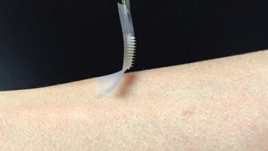 """Photo of Un """"cerotto intelligente"""" che monitora il sangue e rilascia l'insulina"""