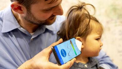 """Photo of Una app per """"sentire"""" le infezioni dell'orecchio nei bambini"""